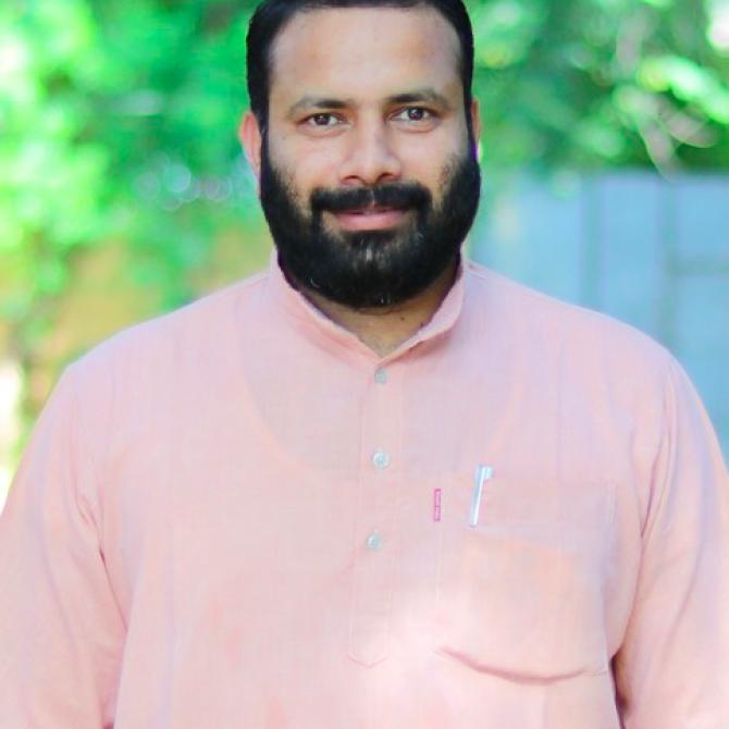 Aneesh Thillenkery, India