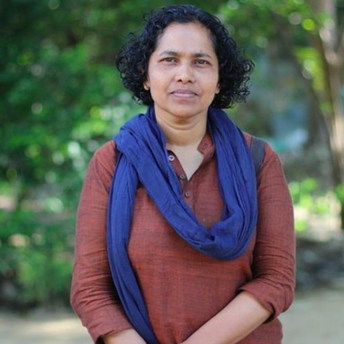 Benzi Johnson, India