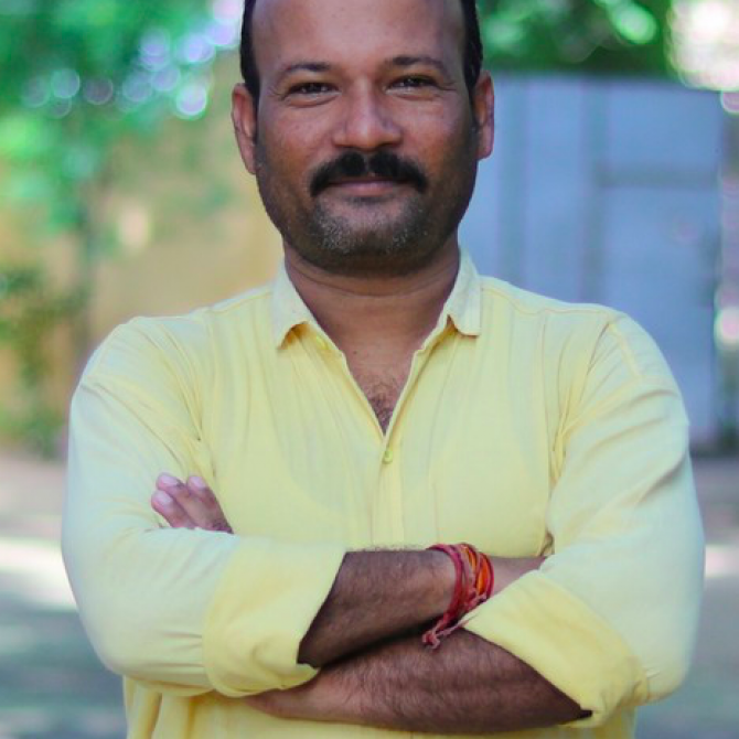 Mahendra Gohiya, India
