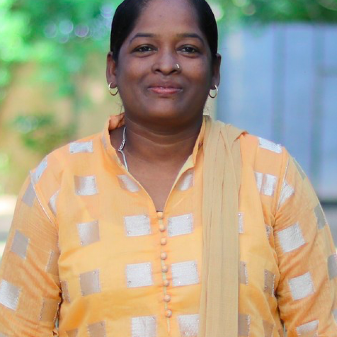 Nirmala Kujur, India
