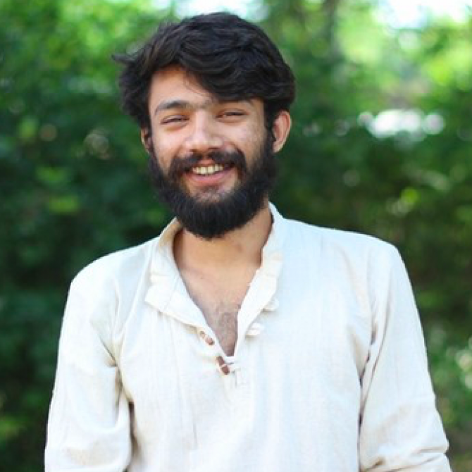 Shahbaz Khan, India